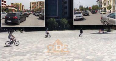 Lokalet dhe rrugët plot me qytetarë, Fieri i rikthehet normalitetit