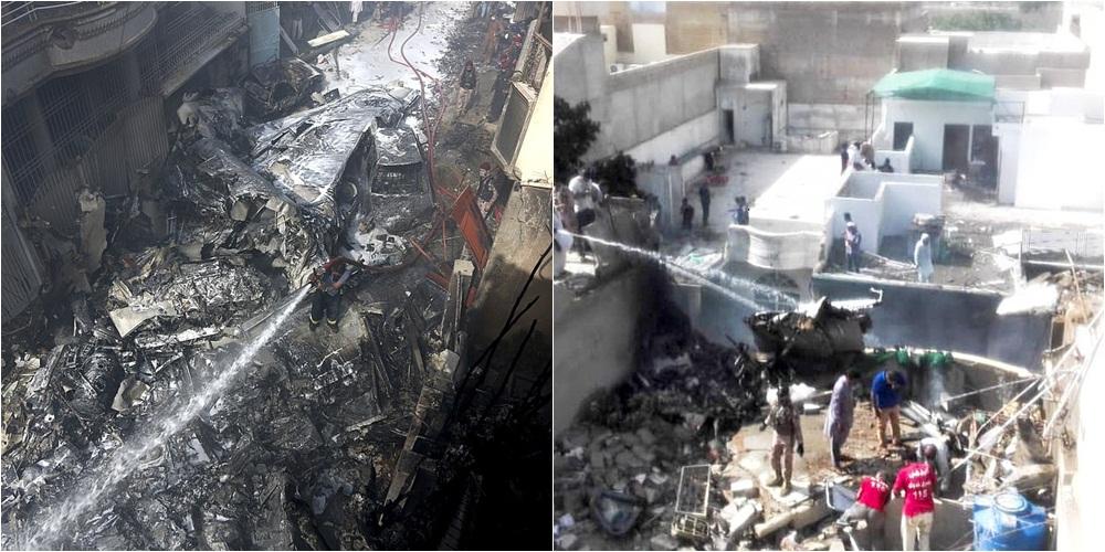 Asnjë i mbijetuar nga rrëzimi i avionit me 107 persona në bord