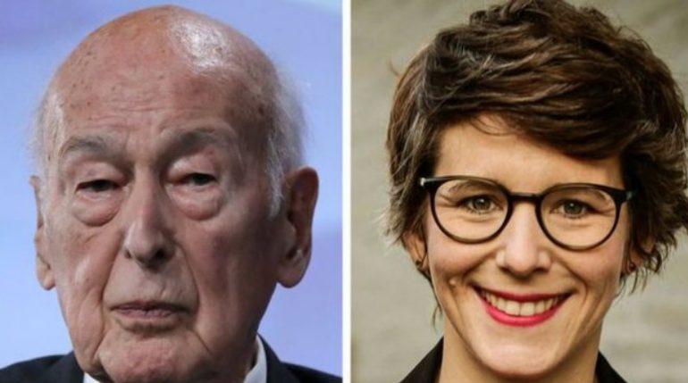 """""""Më preku gjatë intervistës"""", gazetarja akuzon ish-presidentin francez për ngacmim seksual"""