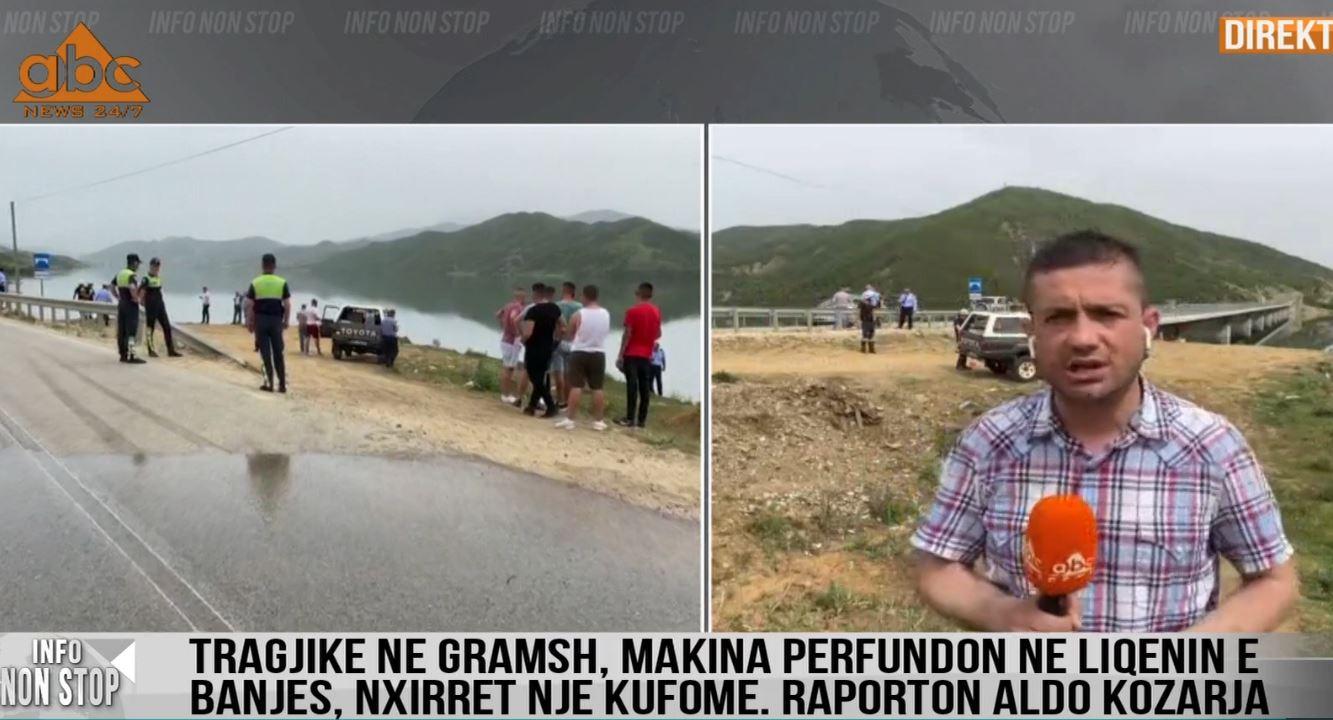 Ndërhyrja e polumbarëve në liqenin e Banjës e vështirë, dyshohet për trupa të tjerë