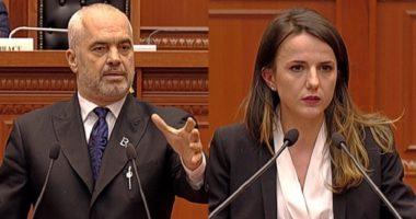 Mblidhet sot Kuvendi, Rudina Hajdari interperlancë me Ramën për shembjen e Teatrit