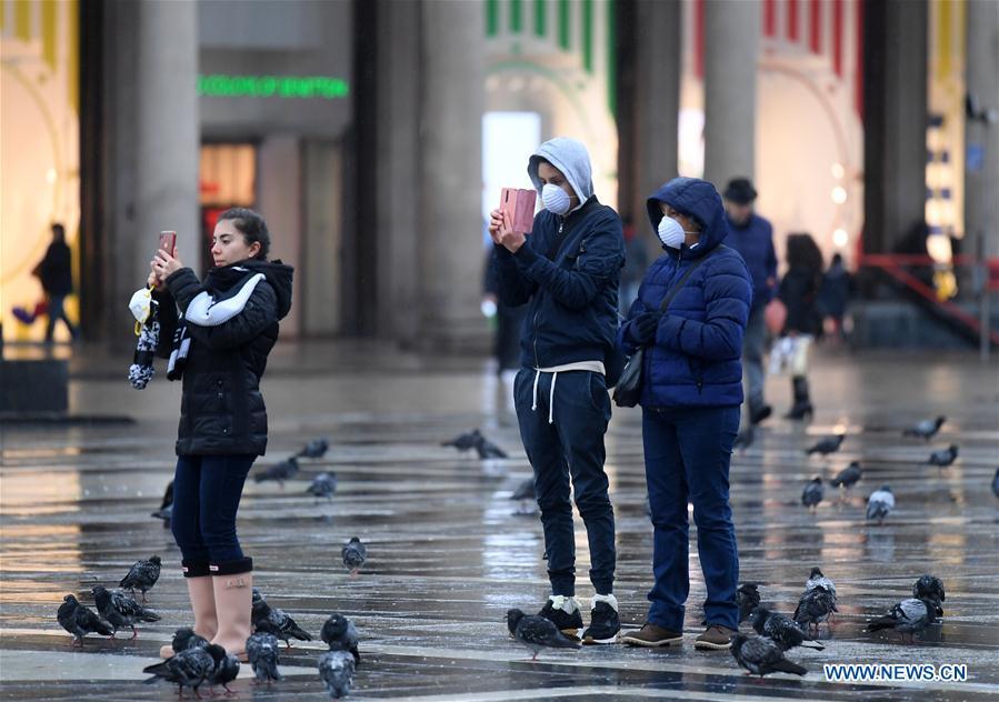 Italia konfirmon 516 raste të reja me koronavirus, 87 persona humbin jetën brenda ditës