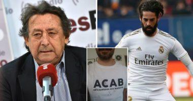 """""""Hiqe at lojtar me mjekër xhihadisti"""", ylli i Real Madrid preket dhe reagon"""