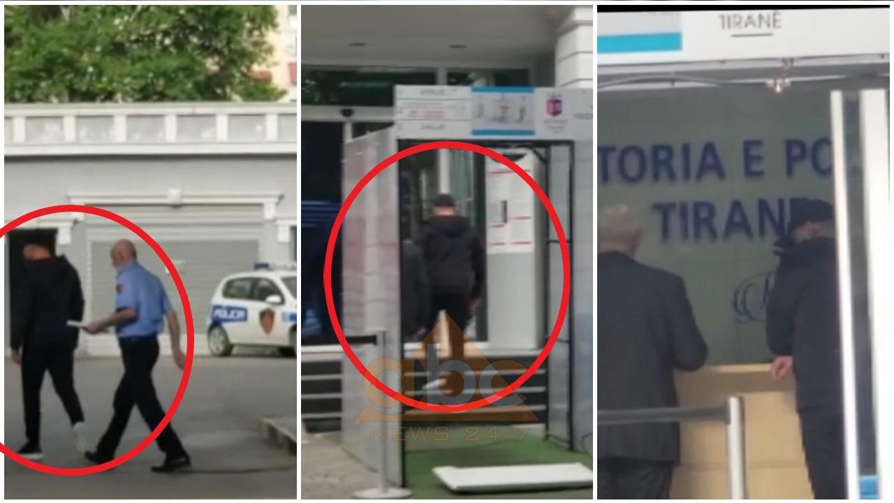 Abc News siguron pamjet: Momenti i dorëzimit të Jaeld Çelës në polici