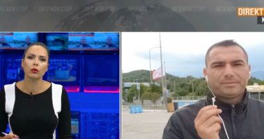 A po vendosen më gjoba nga grekët për shkelje afatesh? Abc News vëzhgim në Kakavijë