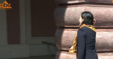 Ambasadorja Yuri Kim përfundon takimin me Ruçin e Manjën