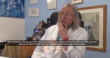 Trondit doktori francez: Hoqën hidrokloriksinën nga trajtimi i Covid-19 sepse kushton pak