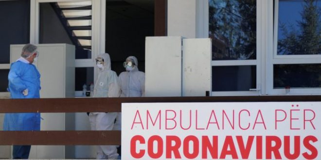 Kosova shënon 205 raste me koronavirus dhe tre të vdekur gjatë 24 orëve