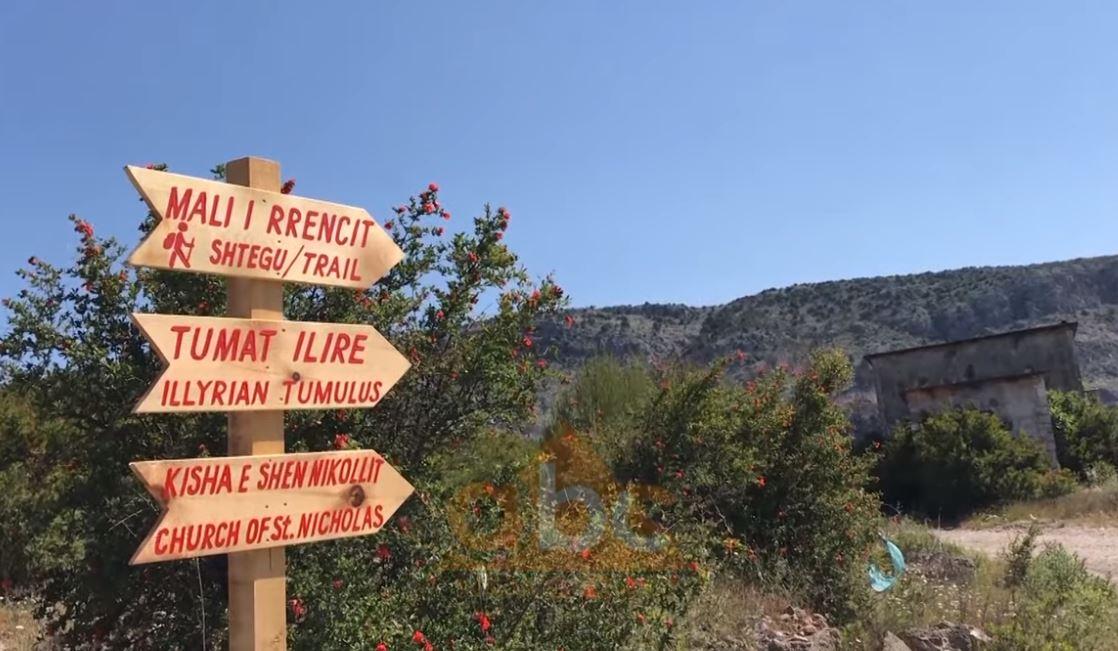 Shtigje turistike në natyrë, 8 km rrugë në këmbë për të eksploruar malin e Rrencit në Lezhë