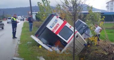 Kur autoambulanca merr jetën! Në pak muaj 4 aksidente, në 3 raste fajtorë shoferët e spitaleve