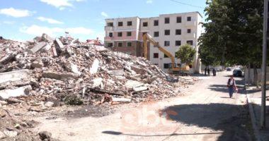 Inertet nga tërmeti problem për mjedisin, bashkia Shijak: Do ti pastrojmë për të nisur rindërtimin