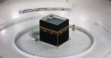 Kështu ishte Meka dje gjatë faljes së Fitër Bajramit