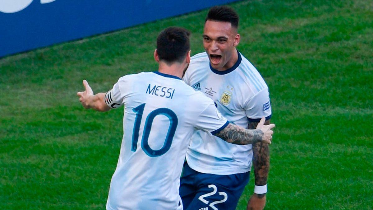 A bën Lautaro Martinez për Barcelonën? Lionel Messi nxeh atmosferën