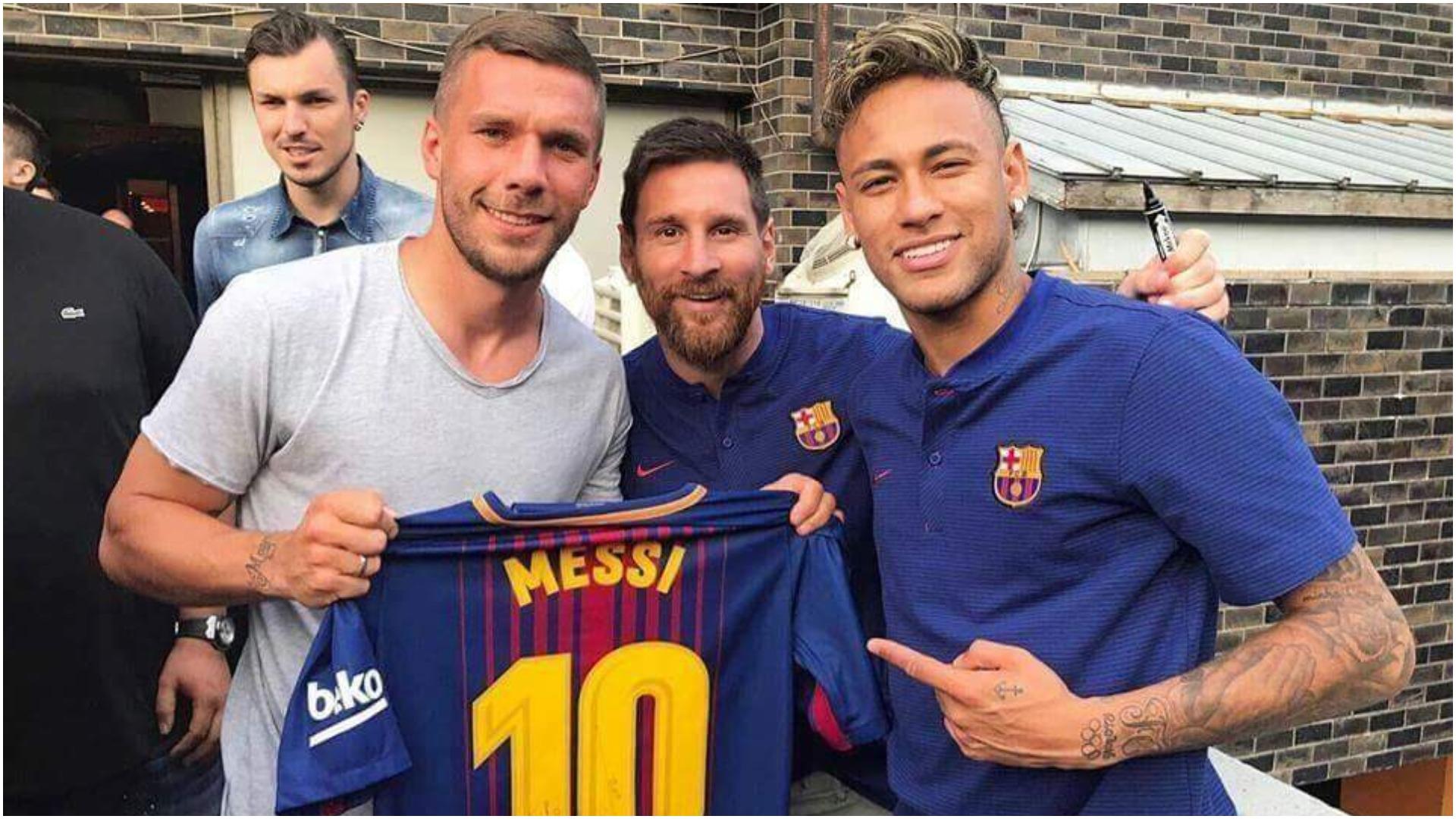 """""""Neymar i duhuri, s'pyet as për Messin"""", Rivaldo këshillon Barçën"""