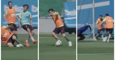 VIDEO/ Pushimet i kanë dhënë ritëm tjetër, Messi në superformë