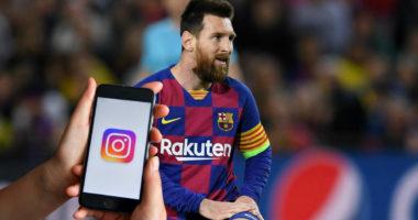 """""""Zhdukja"""" e çuditshme e Lionel Messi, Instagram nis hetimet"""