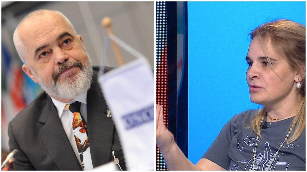 """""""Do i haj veshin Ramës"""", Kryemadhi sqaron deklaratën: Do doja të isha """"Tajsoni"""", por s'jam"""
