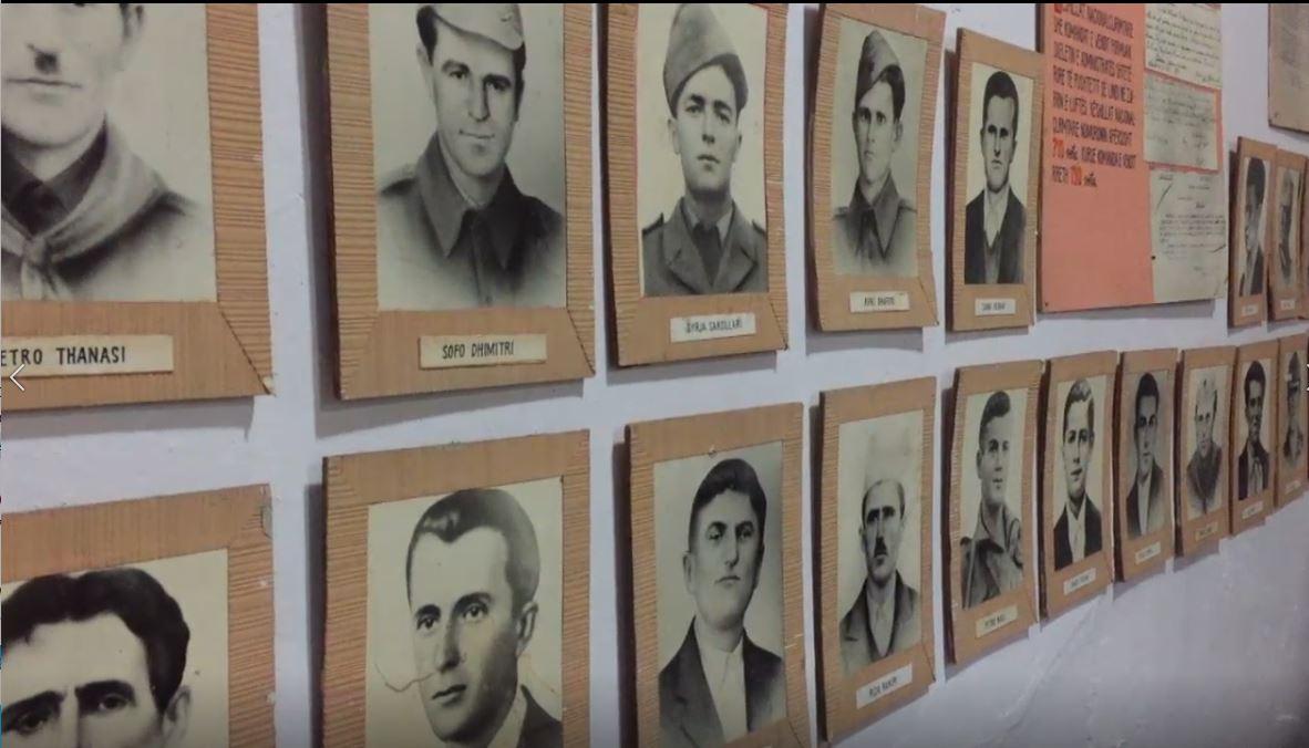 Riçelet pas 30 vitesh zhdukje, Muzeu i Luftës në qytetin e Përmetit