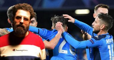 """FOTO/ Ylli i Napolit ndryshon """"look"""", tani ngjan si… MC Kresha"""