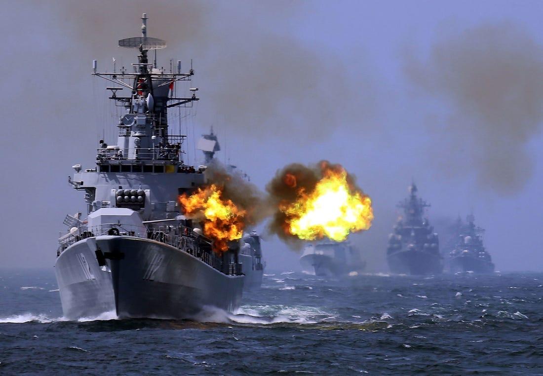 Tensionet SHBA-Kinë, anijet amerikane tashmë janë pozicionuar përballë vendit aziatik
