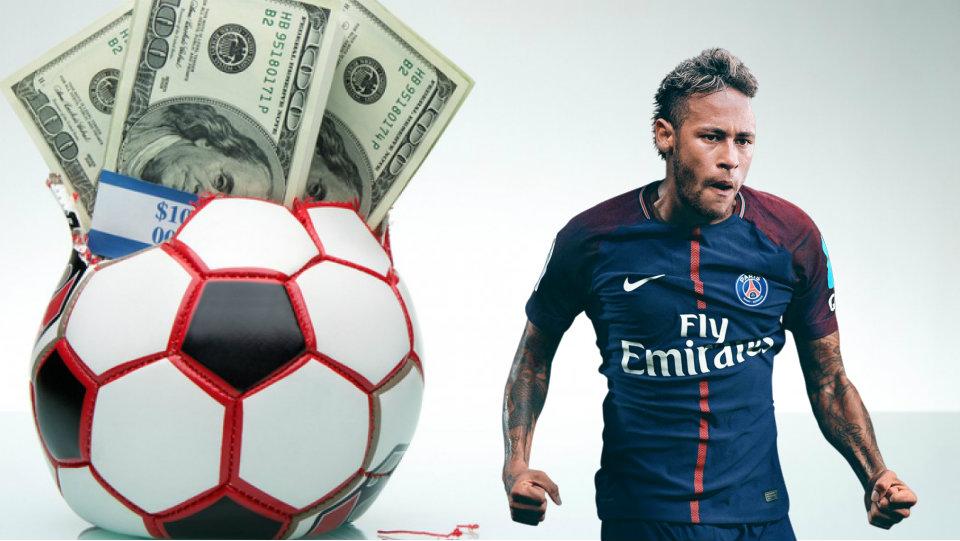 Nga 100 eurot, te rekordi i Neymar: Historiku i transferimeve të bujshme