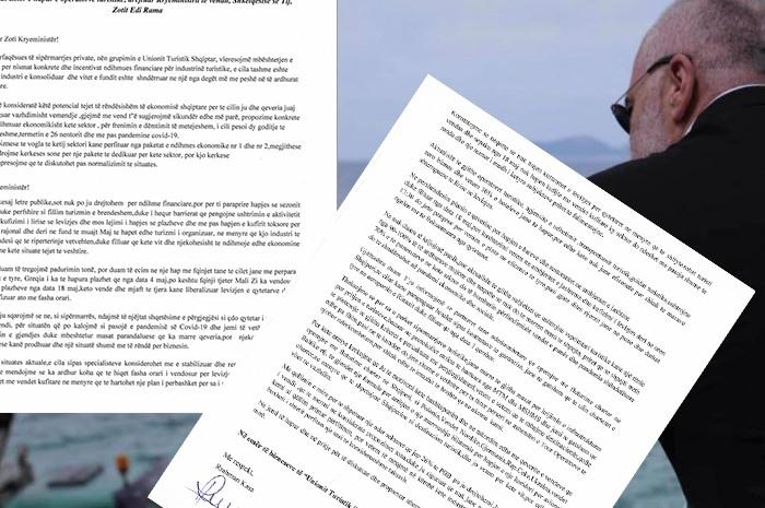 Operatorët turistikë letër Ramës: Po falimentojmë, të hiqen kufizimet ndaj qytetarëve