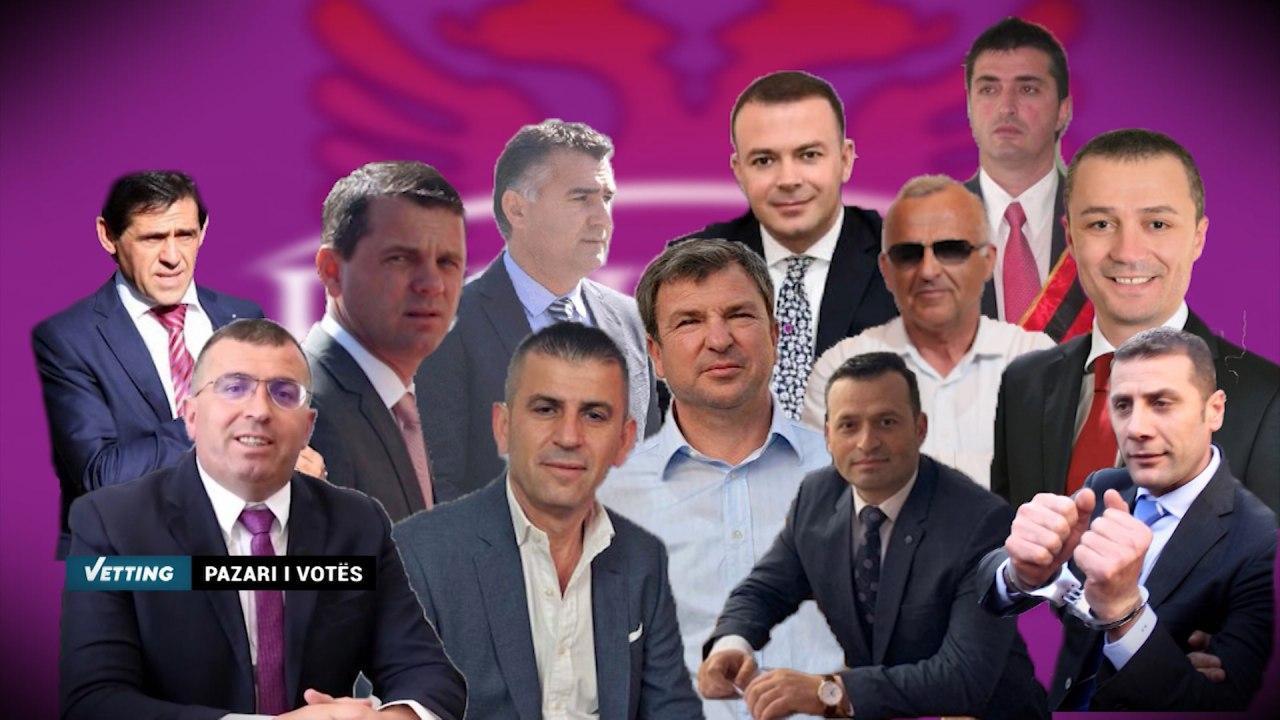 Pazari i votës – Vetting