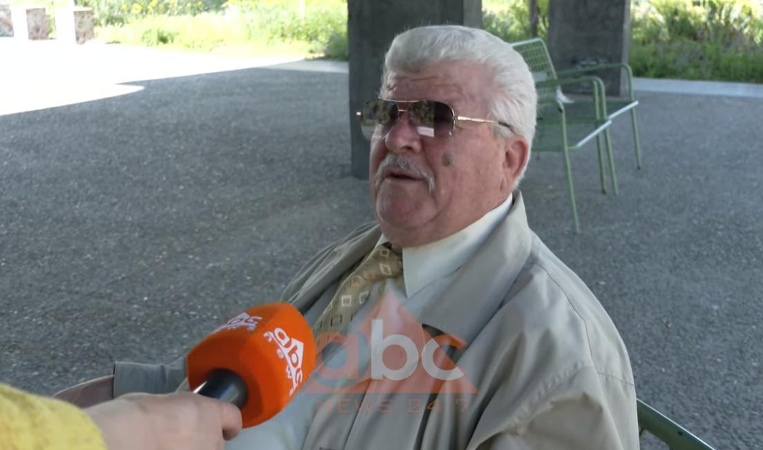"""""""Kam bërë konkurs me gruan kush do fitojë"""", mëngjes """"lirie"""" në Tiranë, pensionistët në shëtitje"""