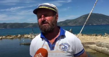"""Vizitorët e rallë në detin Jon: Peshkatarët prej vitesh """"takojnë"""" specie ujore të rrezikshme"""
