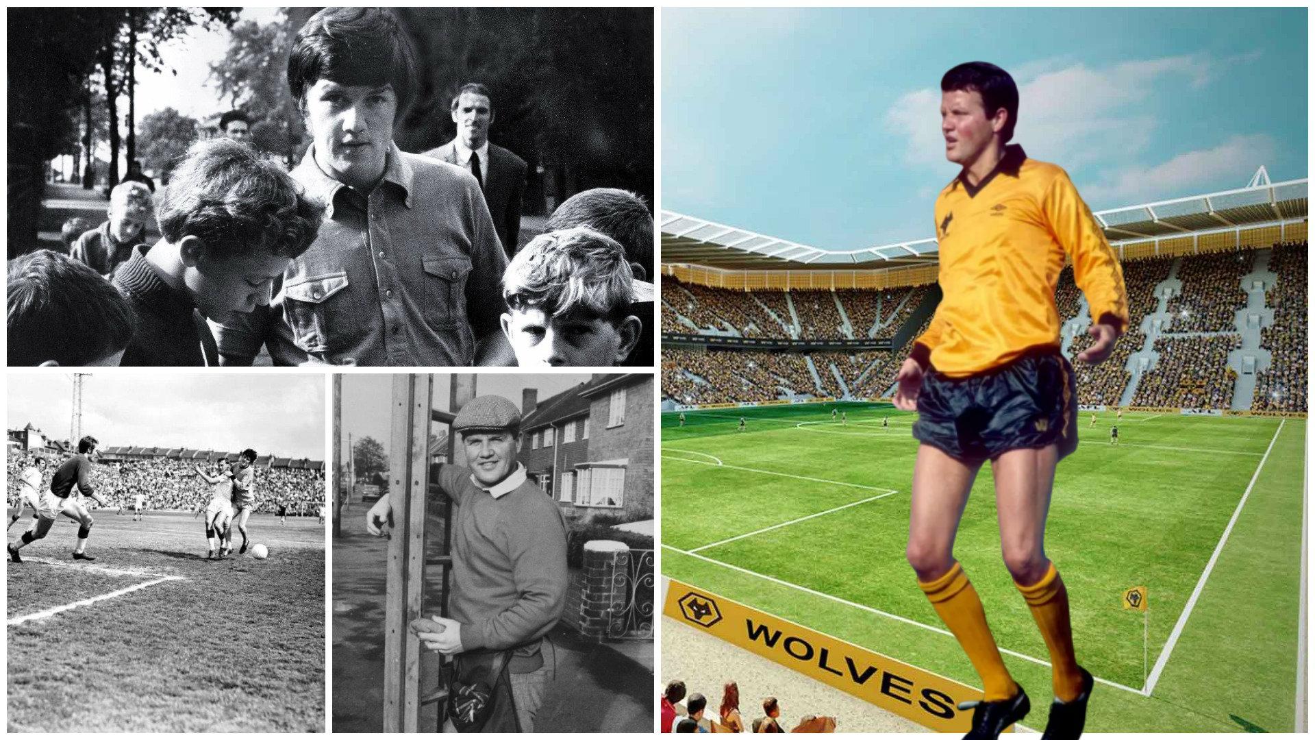 """Historia unike e Peter Knowles, """"ujkut"""" nevrik që la futbollin për Zotin"""