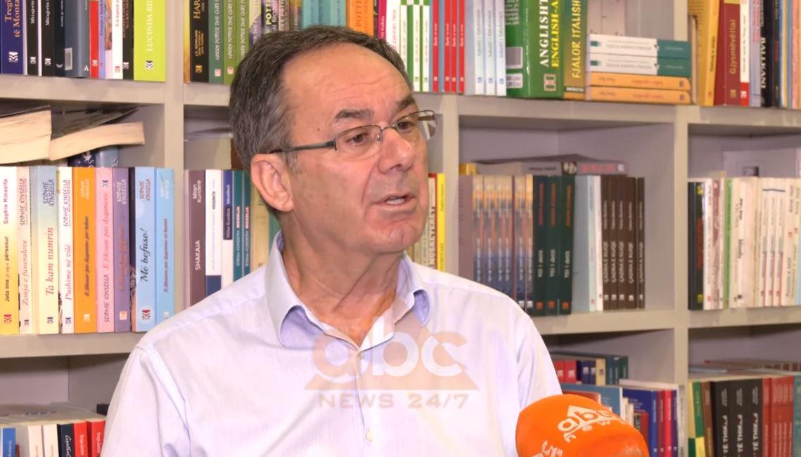 Kriza e librit në kohë pandemie, Petrit Ymeri: Ministria e Kulturës, indiferente
