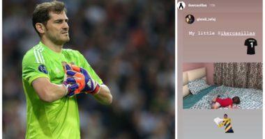 Iker Casillas mahnitet nga djali i gazetarit shqiptar, poston videon spektakolare