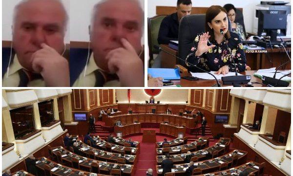 Ruçi shkarkon Fatjona Dhimitrin nga Komisioni i Edukimit, posti i ngarkohet Ramazan Gjuzit