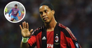 """""""Të lutem mos më godit më"""", si Ronaldinho surprizoi """"kasapin"""" argjentinas"""
