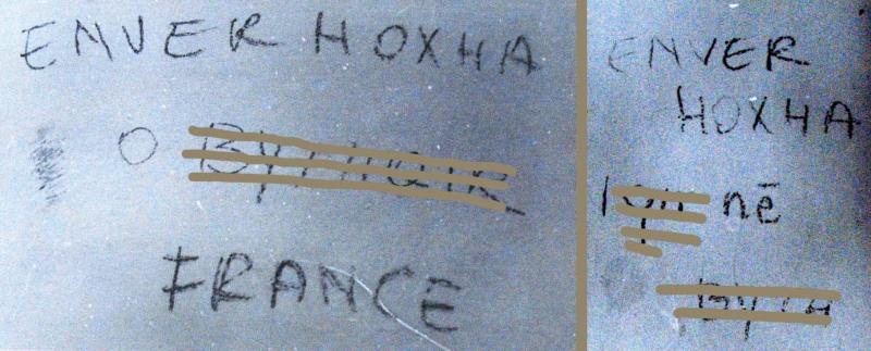 """FOTO/ """"Enver Hoxha o b* France"""", si përfundoi në burg fieraku që """"sfidonte"""" diktatorin përpara 1 Majit"""