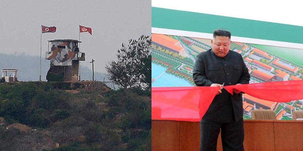 Rishfaqja e Kim Jong-un, shkëmbim zjarri mes dy Koreve në kufirin e demilitarizuar