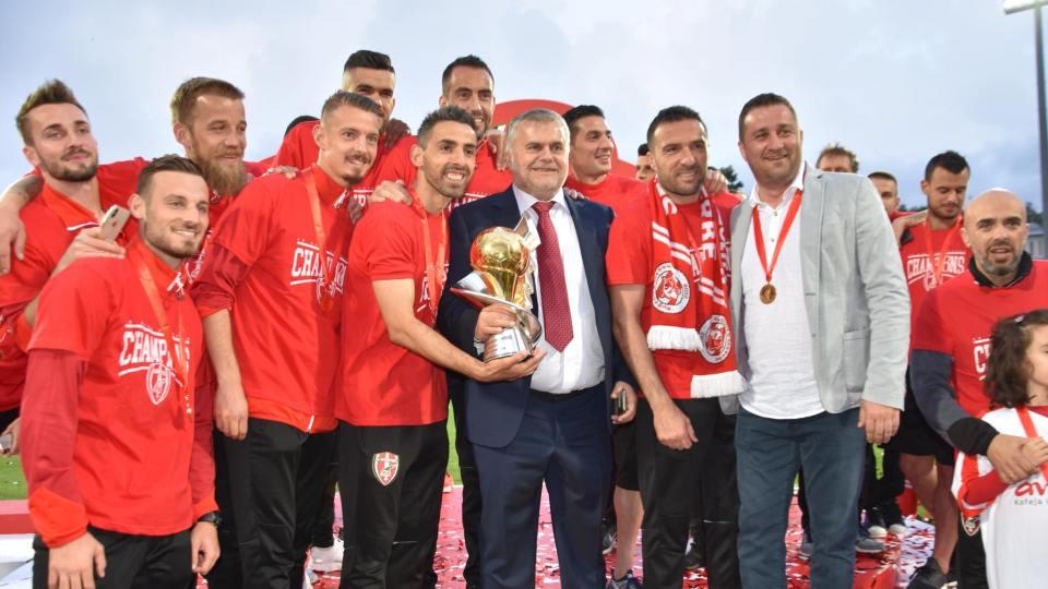 Apelimi për dënimin e UEFA-s, Skënderbeu: Ka vetëm një të vërtetë!