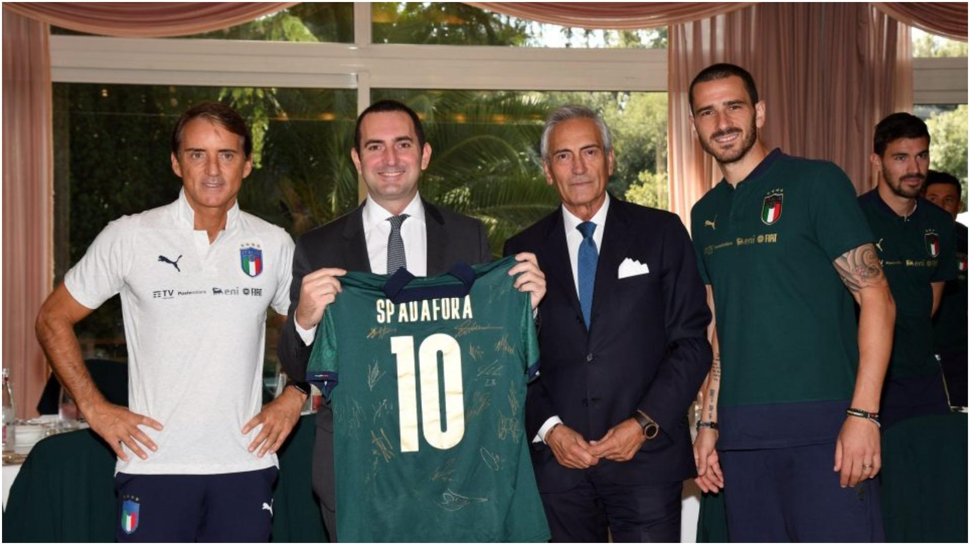 Spadafora zbulon skenarët: Si do veprojë FIGC po u ndal sërish kampionati