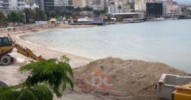 """""""Fusha"""" fitoi në shkelje të ligjit tenderin për zgjerimin e bulevardit të Sarandës, banorët kundërshtojnë projektin"""