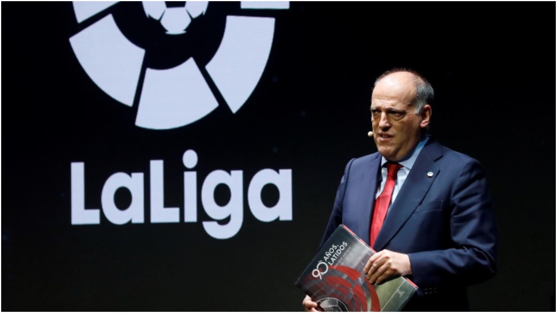 Rikthimi i tifozëve në La Liga, deklaratë shpresëdhënëse nga presidenti Tebas