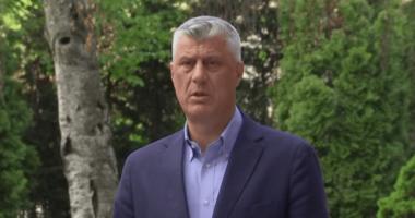 Thaçi: Askush nuk mund të bëjë presion mbi gjykatën Kushtetuese