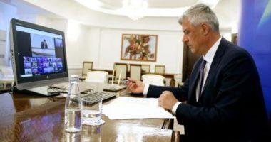 Thaçi në Samitin e Zagrebit kërkon liberalizimin e vizave