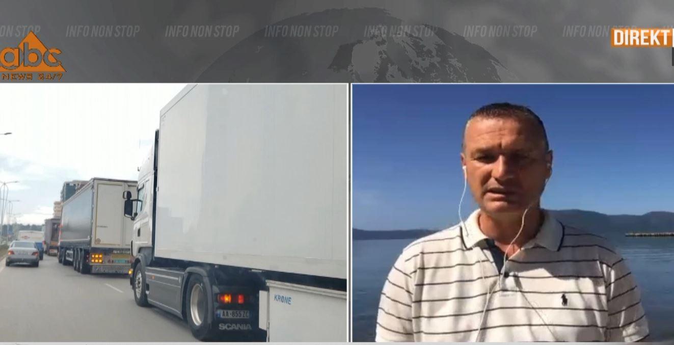 Të hënën tragetet në Vlorë nisin punën me transportin e mallrave