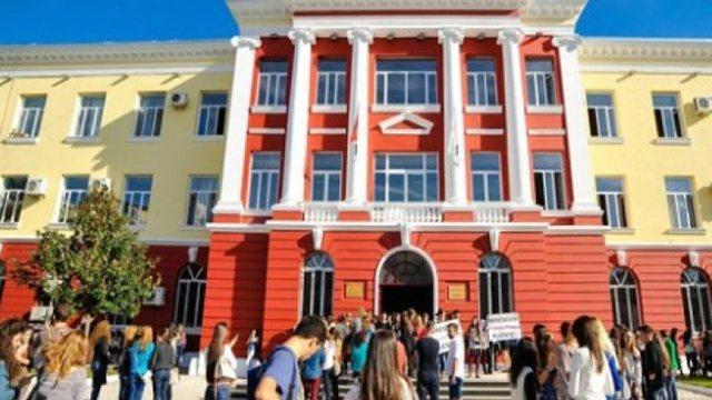 Zgjedhjet në Universitetin e Tiranës, Artan Hoxha shpall kandidaturën për Rektor