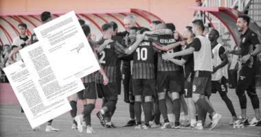 Pakt te Vllaznia, kryebashkiakja bind futbollistët me premtimin e bërë