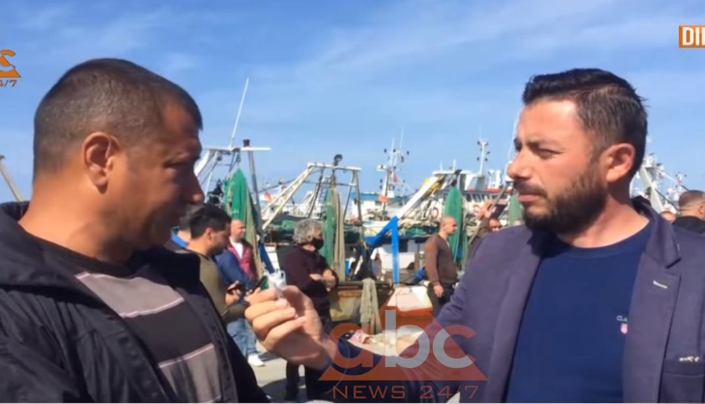 Nuk furnizohen me naftë, peshkatarët protestë në Portin e Durrësit