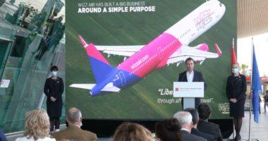Wizz Air krijon bazën e re të avionëve në Shqipëri, shtohen 15 destinacione të reja me 8 vende në Europë