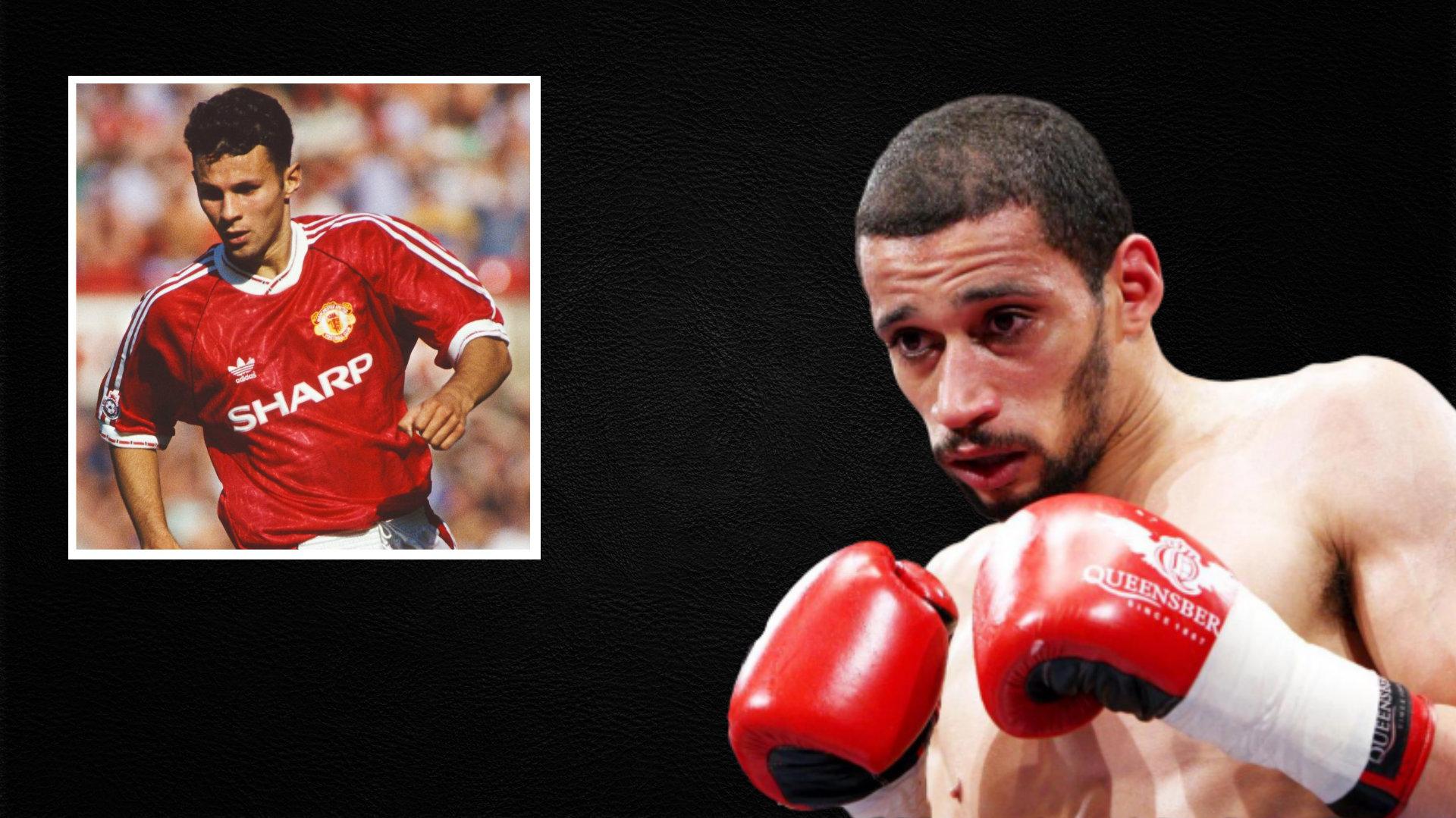 """""""Statistika të tmerrshme, si mbrojtës krahu"""", një boksier kapet keq me Giggs"""