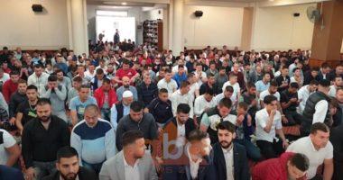 Festa e Fitër Bajramit në rrethe, pjesëmarrje e lartë e besimtareve nëpër xhami