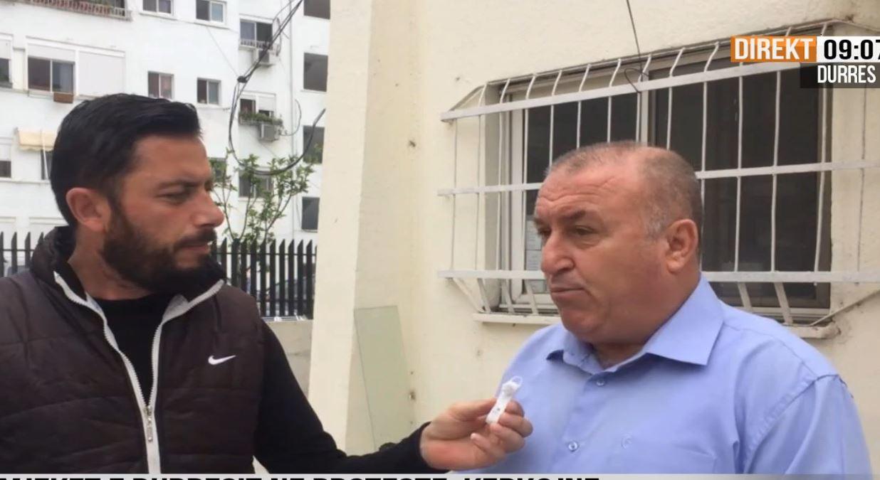 """Mjekët e Durrësit protestë për shpërblimin e COVID-it: E morën vetëm """"të preferuarit"""""""